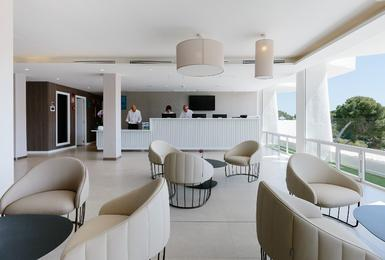 Recepció Hotel AluaSoul Mallorca Resort (Només Adults) Cala d'Or, Mallorca