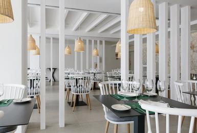 Restaurant Mare Nubium Hotel AluaSoul Mallorca Resort (Només Adults) Cala d'Or, Mallorca