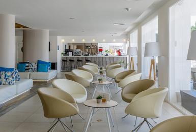 Bar Hotel AluaSoul Mallorca Resort (Només Adults) Cala d'Or, Mallorca