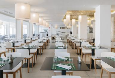 Restaurant Hotel AluaSoul Mallorca Resort (Només Adults) Cala d'Or, Mallorca